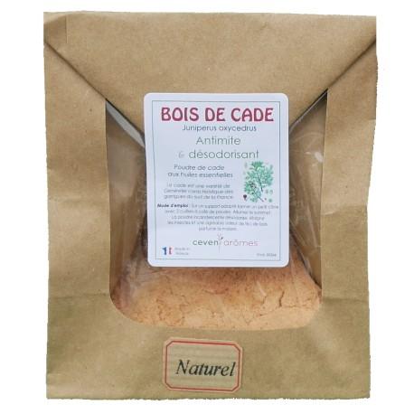 Bois de Cade «Antimite et Désodorisant» Naturel