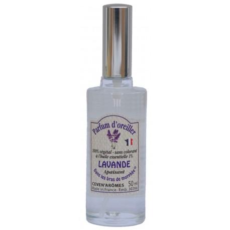 Parfum d'oreiller à la Lavande – «Dans les bras de Morphée»