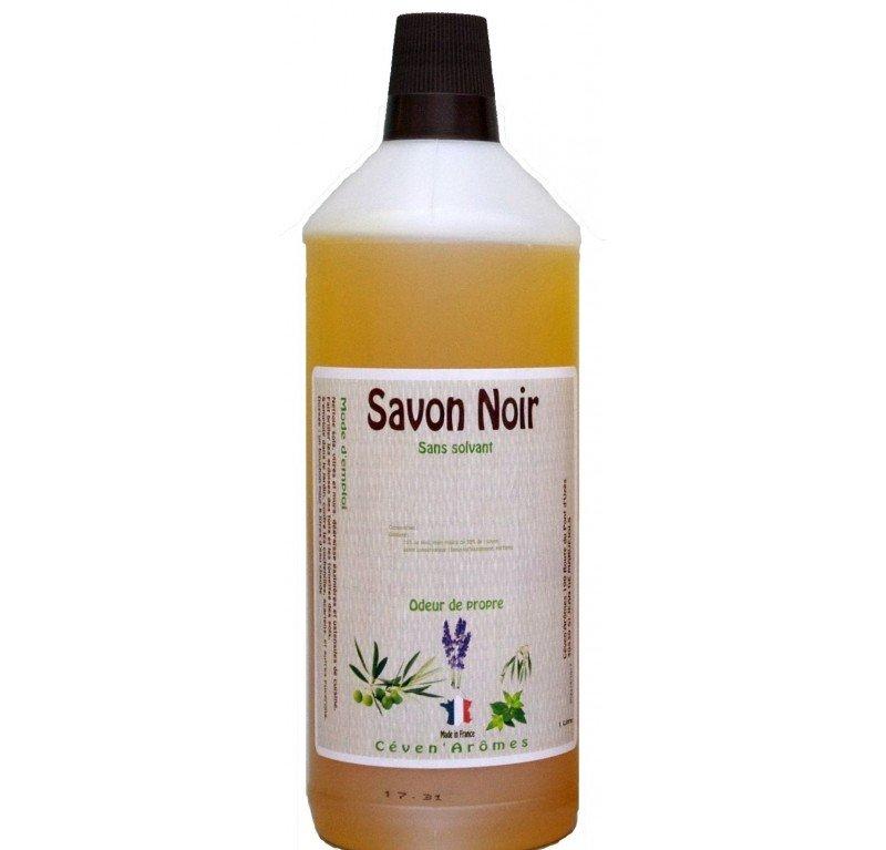 Savon Noir Liquide «Odeur de Propre»